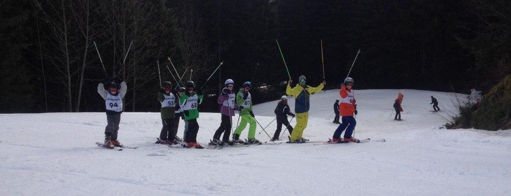 Ski School Fun