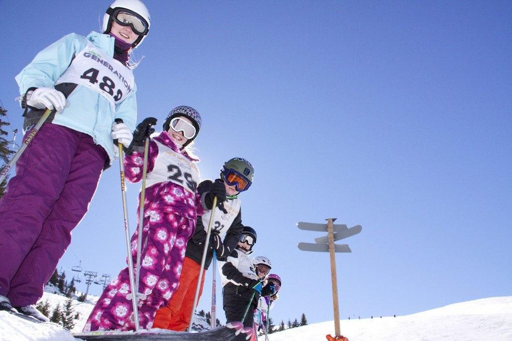 ski school questions