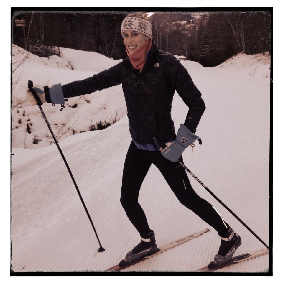 try something new this ski season cross country skiing