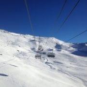 find your ski legs meribel