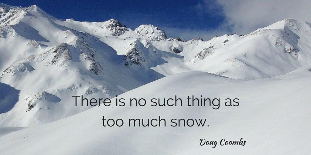 Skiing Quotes Classy Best Ski Quotes New Gen's Top 48 New Generation Ski School