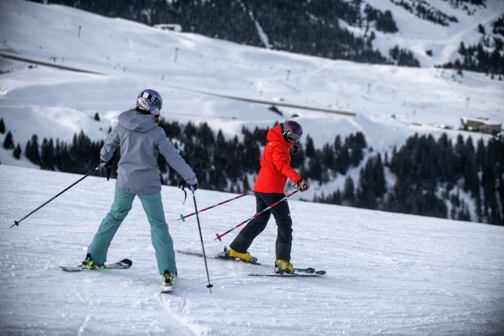 9 Tips for Nervous Skiers