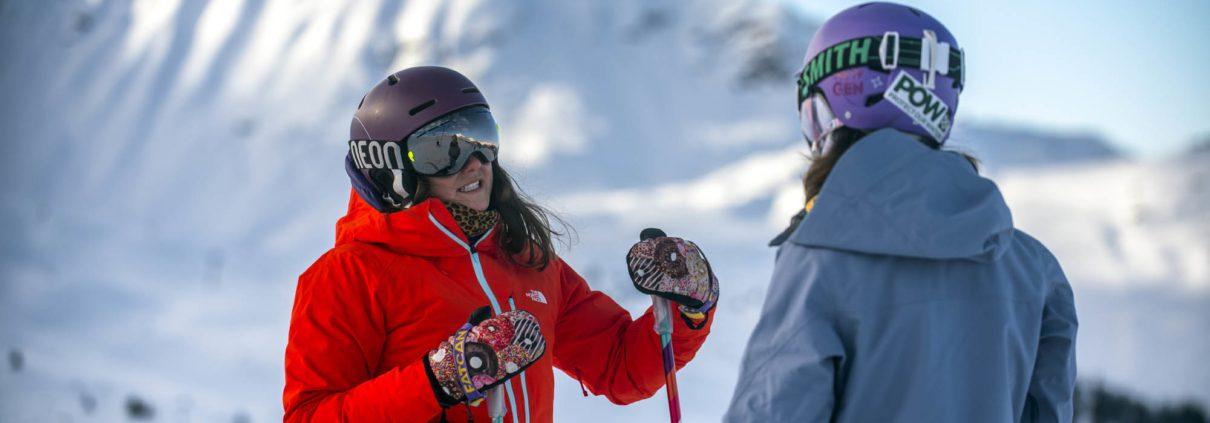 Ski with Confidence