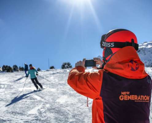 Advice for Nervous Skiers