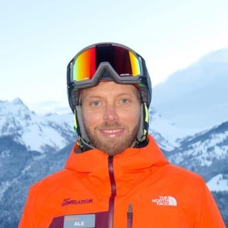 Ale Cambon - Villars Ski Instructor
