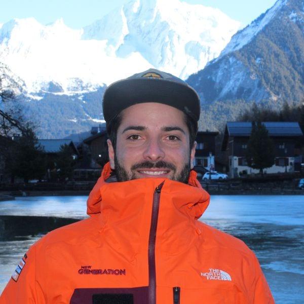 Alessandro Quaranta - La Tania Ski Instructor