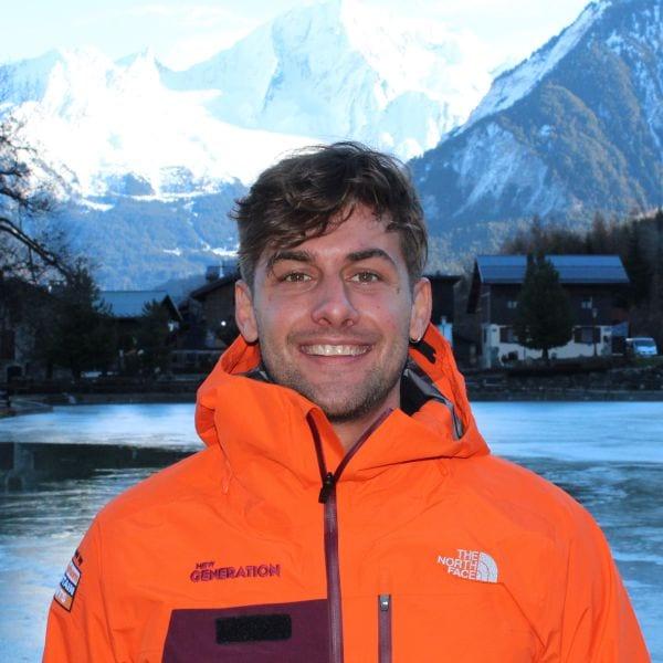 Alex Tasso - La Tania Ski Instructor