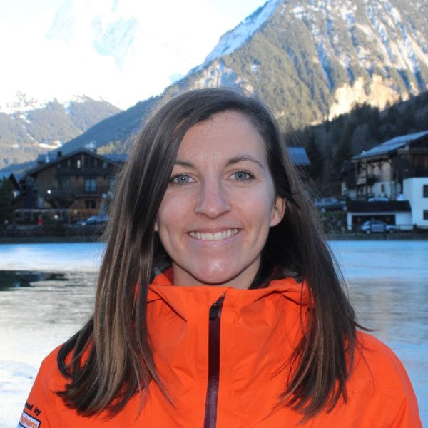 Amy Twigge - Tignes Ski Instructor