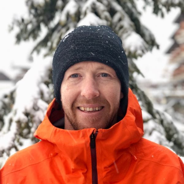 Andy Hind - Verbier Ski Instructor