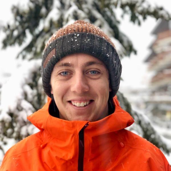 Ashley Bewick - Verbier Ski Instructor