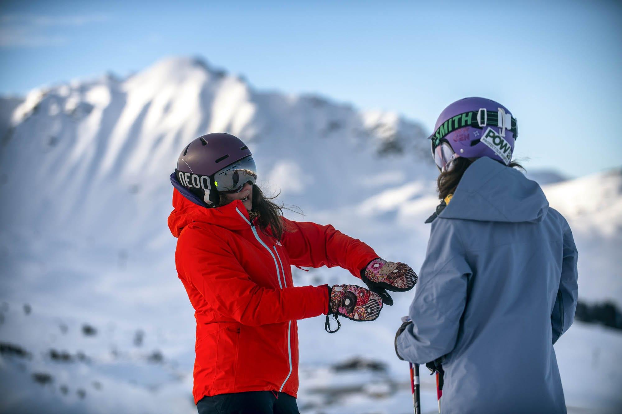 Bad Ski Habits