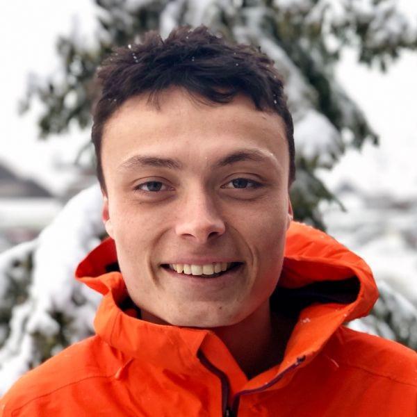 Ben Gifford - Verbier Ski Instructor