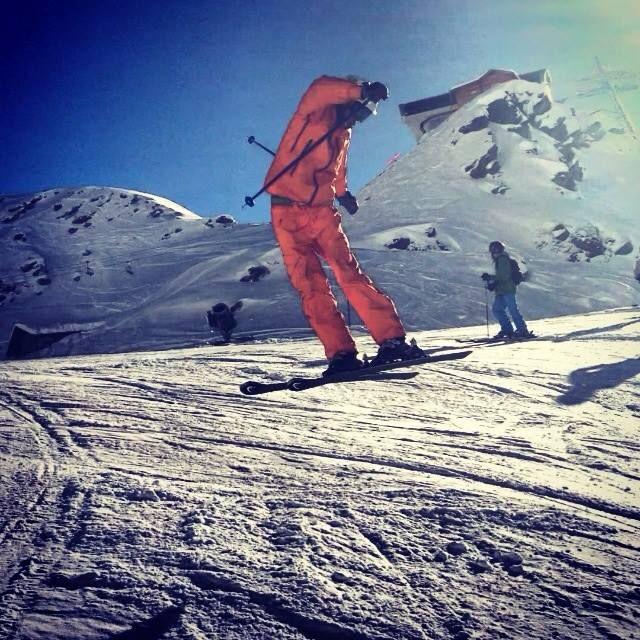 verbier ski instructor training