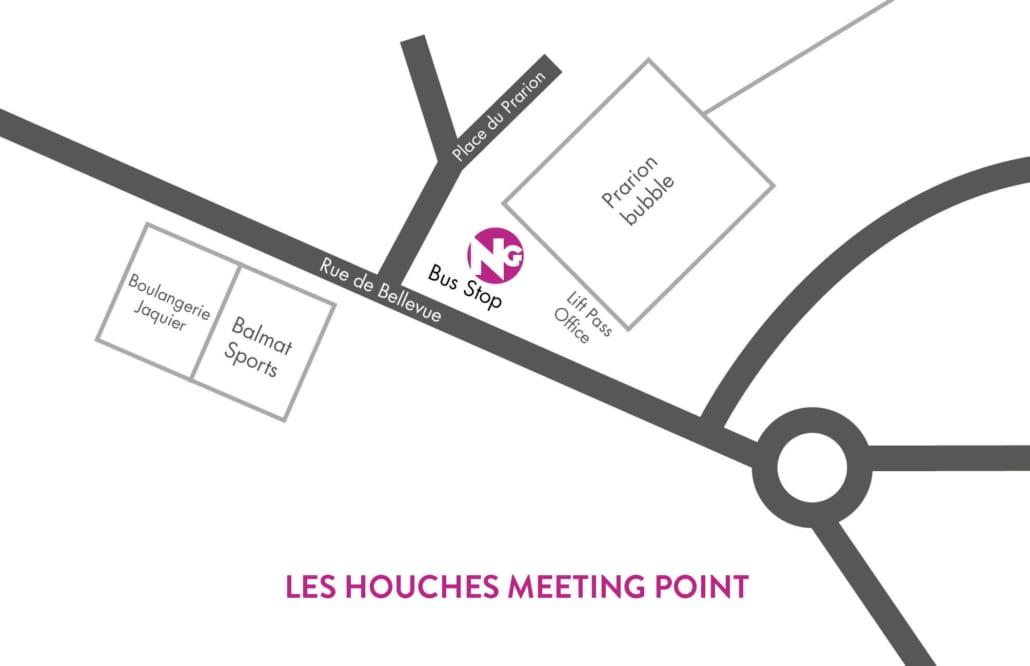 Chamonix Les Houches Meeting Point