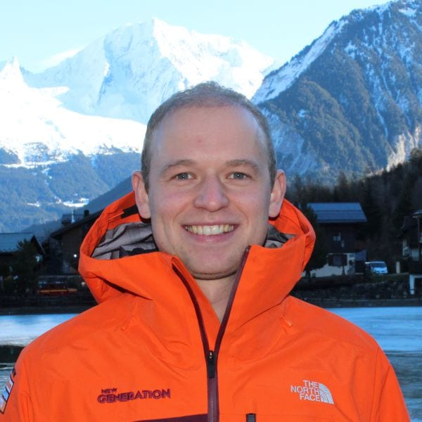 Christian Lindley - Morzine Ski Instructor