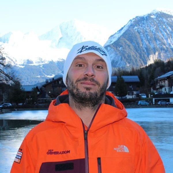 Claudio Bergero - Meribel Ski Instructor