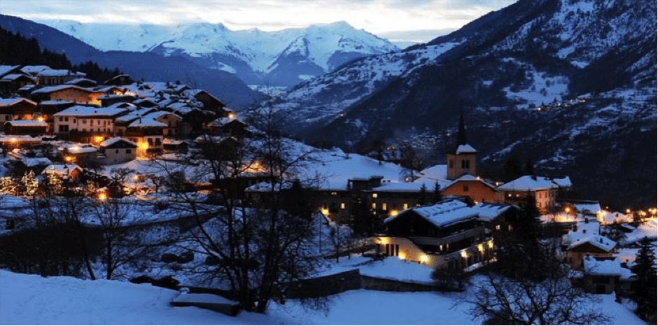 best ski resorts for couples