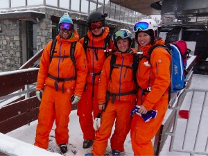 New Generation Tignes Team