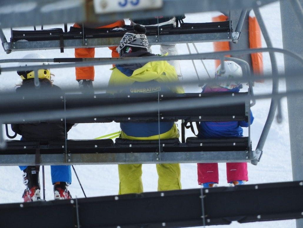 New Gen chairlift best ski resorts for families