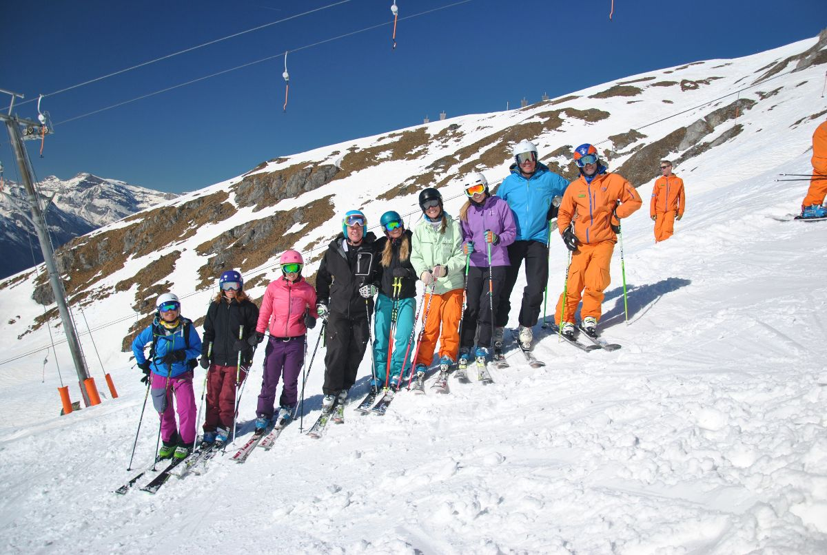 BASI Level 4 Preparation Course Verbier