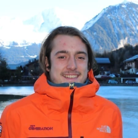 Dan Wilson - Meribel Ski Instructor