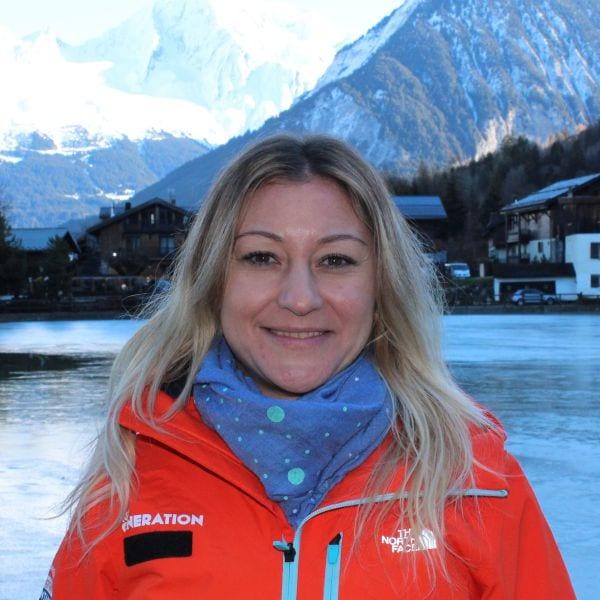 Daniela Fabi - La Plagne Snowboard Instructor