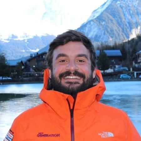 Davide La Porta - Les Arcs 2000 Ski Instructor