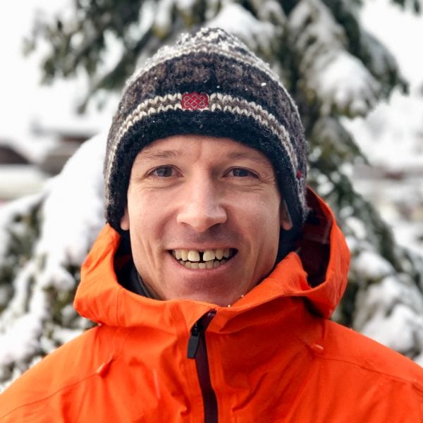 Doug Bryden - Verbier Ski Instructor