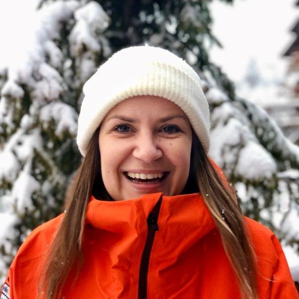 Emily Pocock - Verbier Ski Instructor