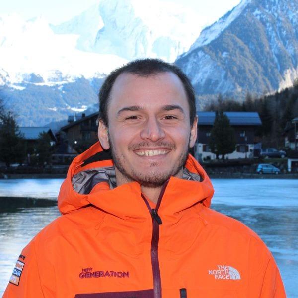 Ettore Barbero - La Tania Ski Instructor