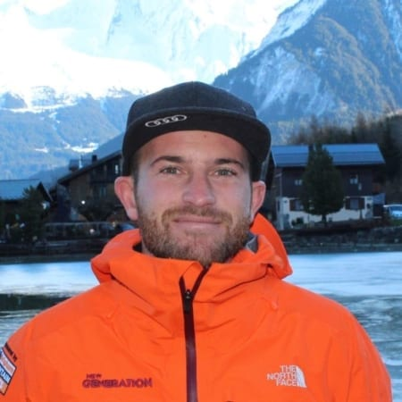 Francesco Castronari - Courchevel Ski Instructor