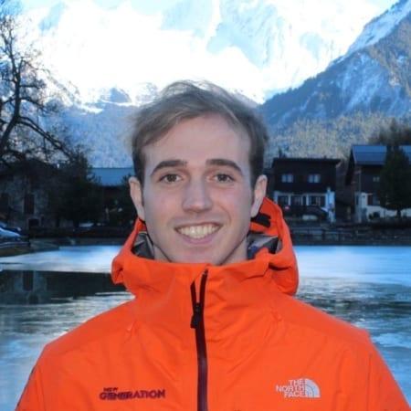 Francesco Dalmasso - Courchevel Ski Instructor