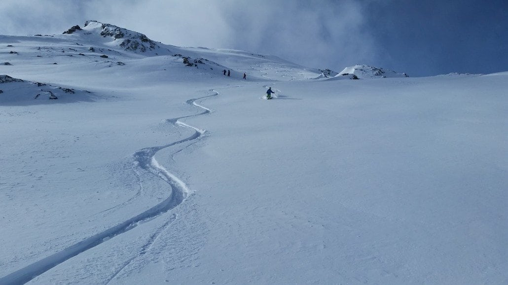 Fresh Tracks in Serre Chevalier
