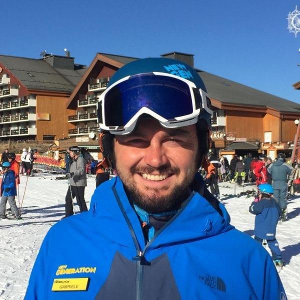 Meribel ski school