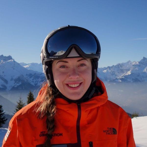 Georgie Brown - Villars Ski Instructor