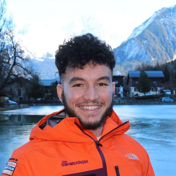 Giorgio Manzo - Meribel Ski Instructor