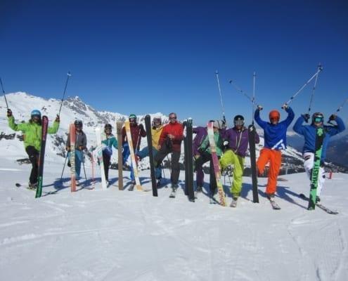morzine group ski holiday