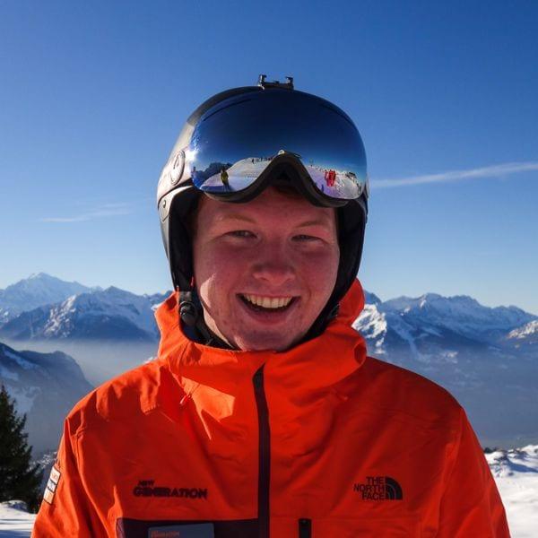 Henry Barnes - Villars Ski Instructor