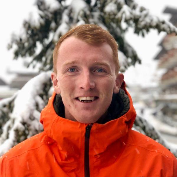 Hugh Jolly - Verbier Ski Instructor