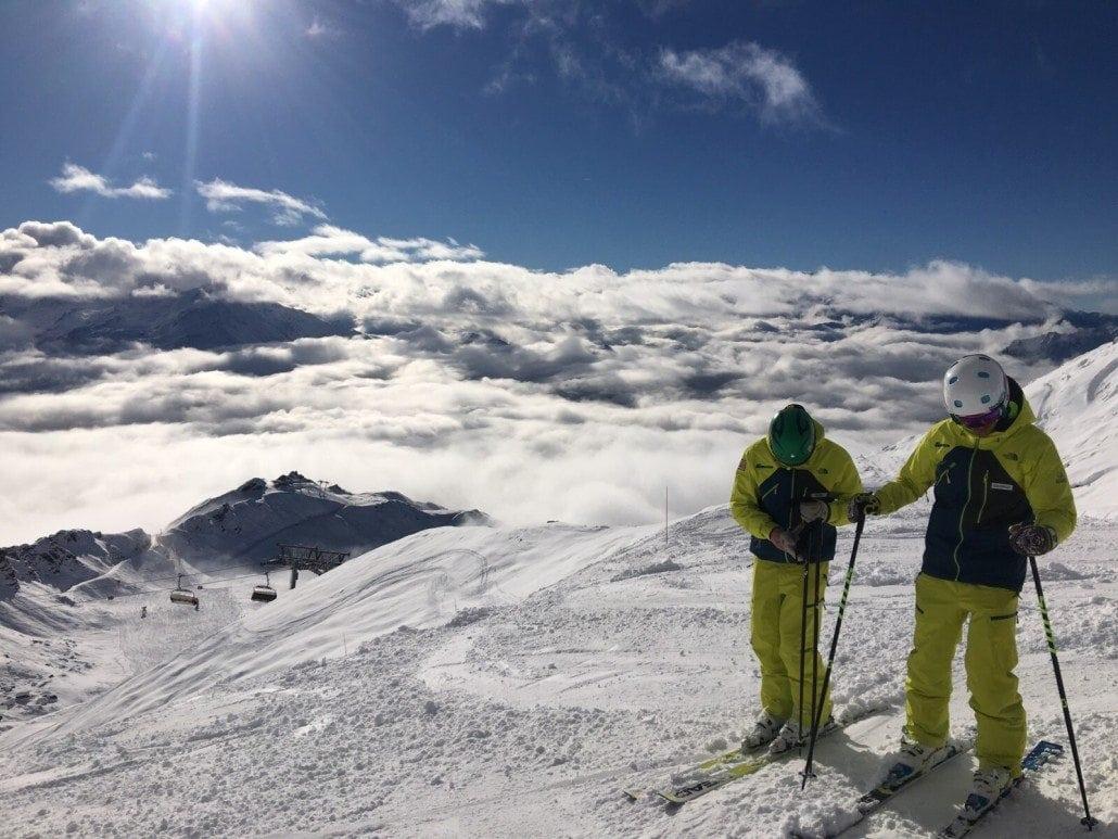 New Generation Ski Instructors