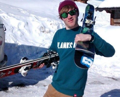 ski season work