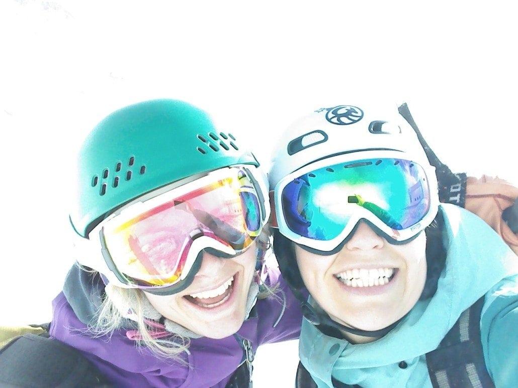 ski season life