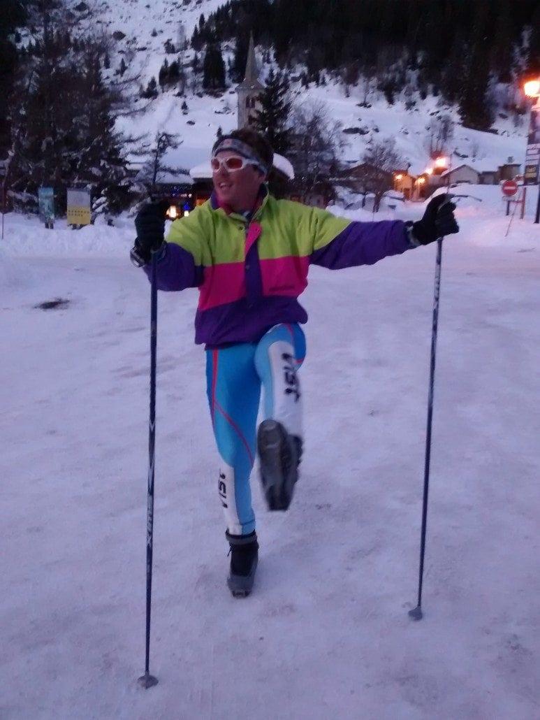 doing a ski season