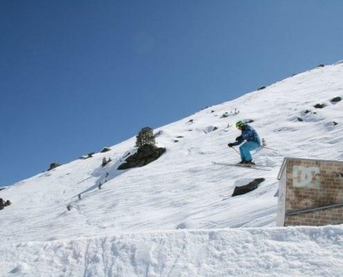 Meribel ski