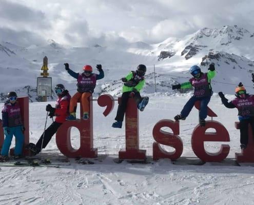 Ski Resort Val Disere Webcam Topskiresortcom