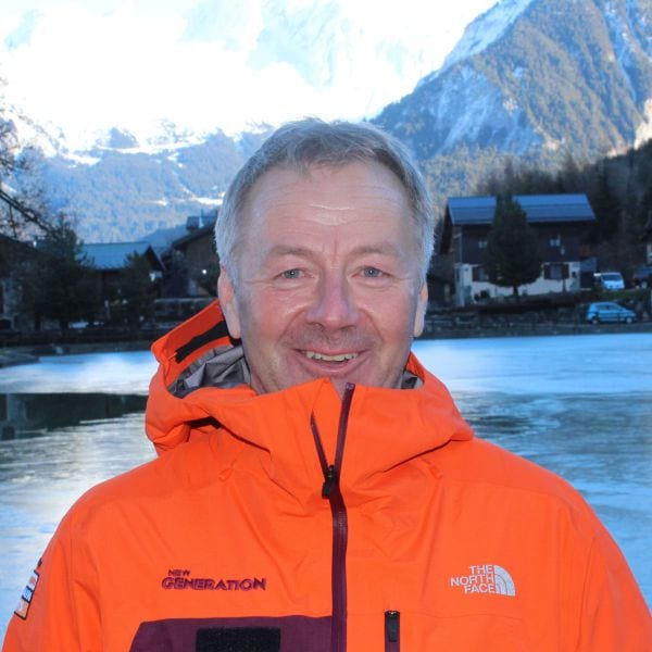 Iain Sinclair - Meribel Ski Instructor