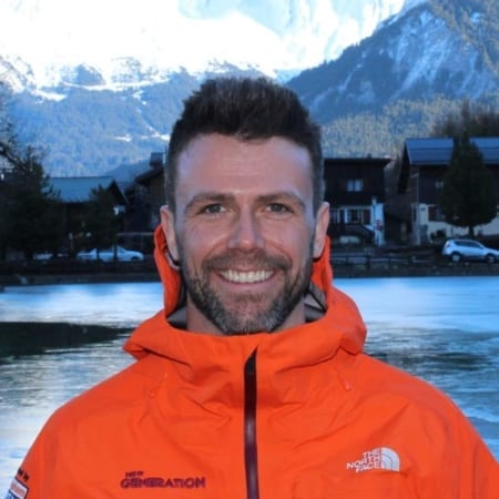 Jas Bruce - Val d'Isere Ski Instructor