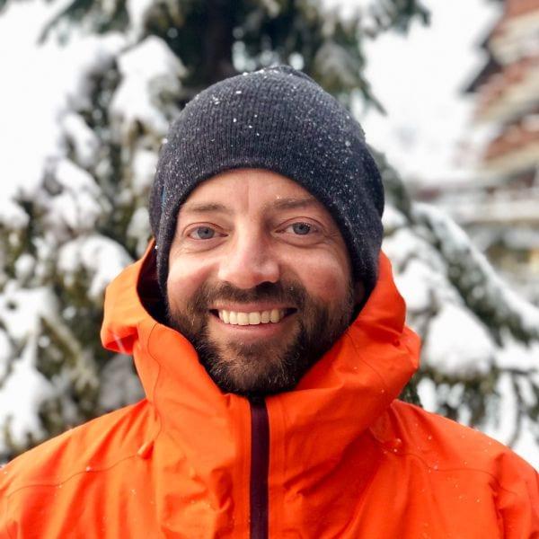 Jon Ahlsen - Verbier Ski Instructor