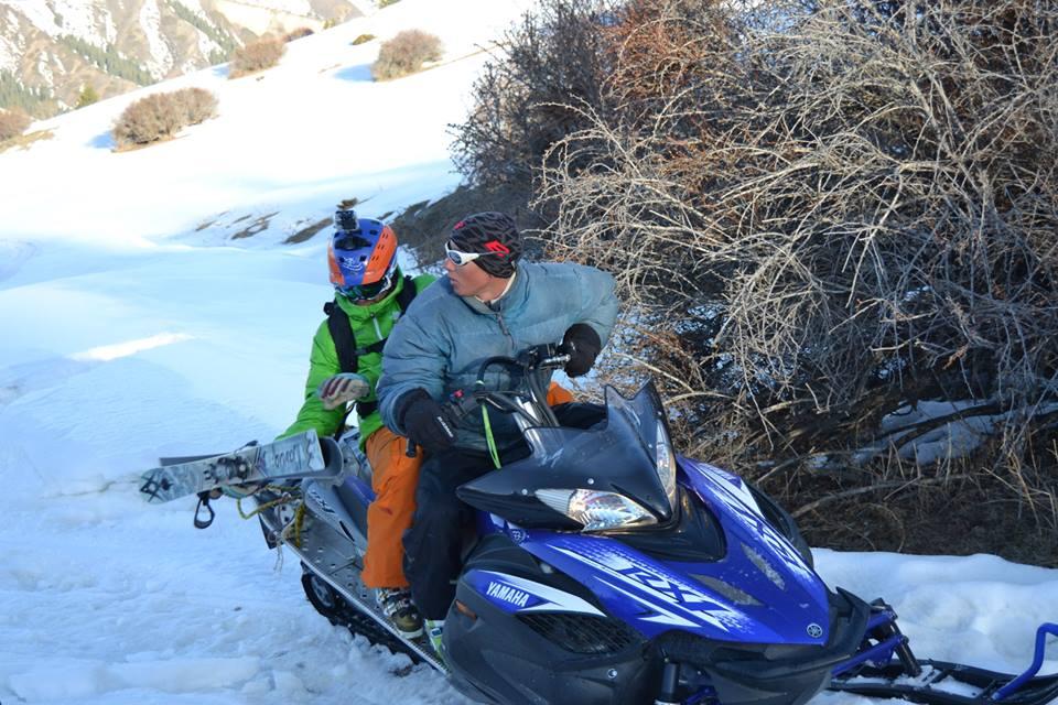 Kyrgyzstan Ski-do