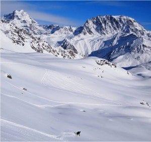 Verbier Ski touring Josh Maddison